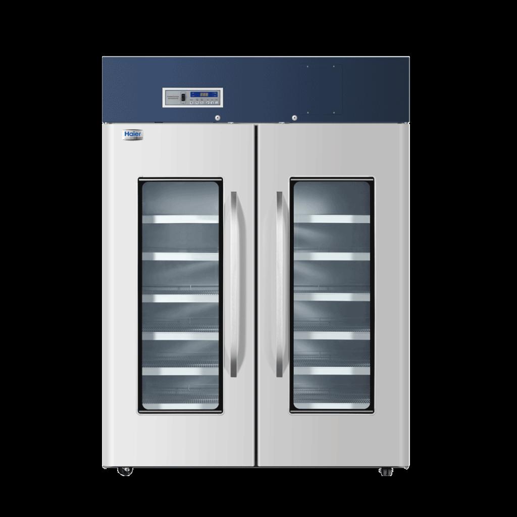 configurer un réfrigérateur médical