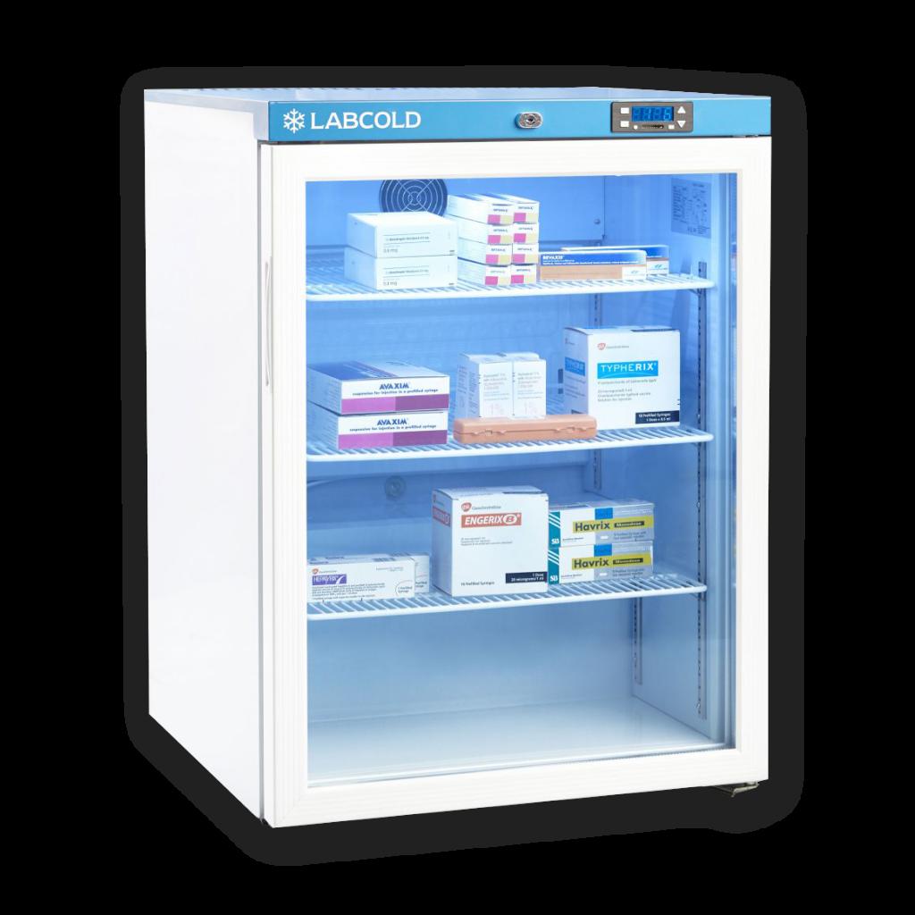 unités de réfrigération pour le stockage des vaccins